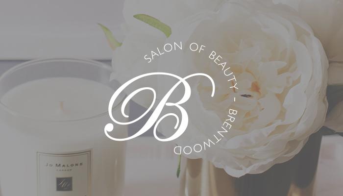 feminine beauty salon logo design