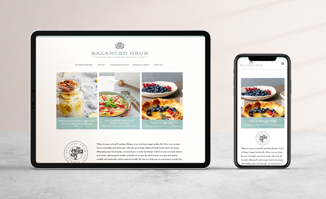 nutrition website
