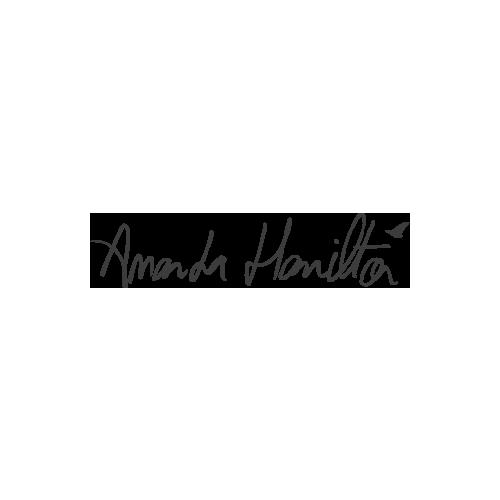 Amanda Hamilton Logo
