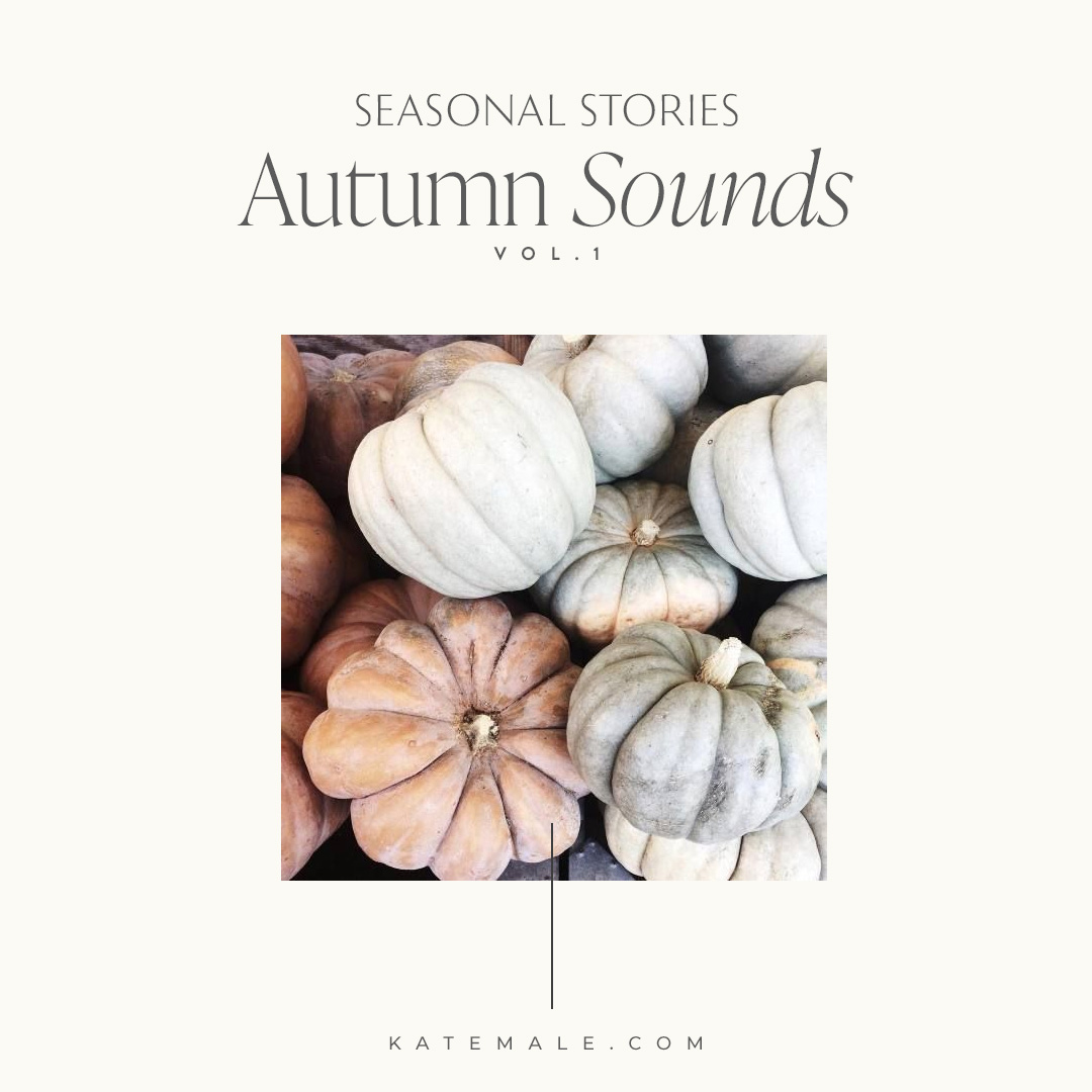 Relaxing sounds for autumn on spotify