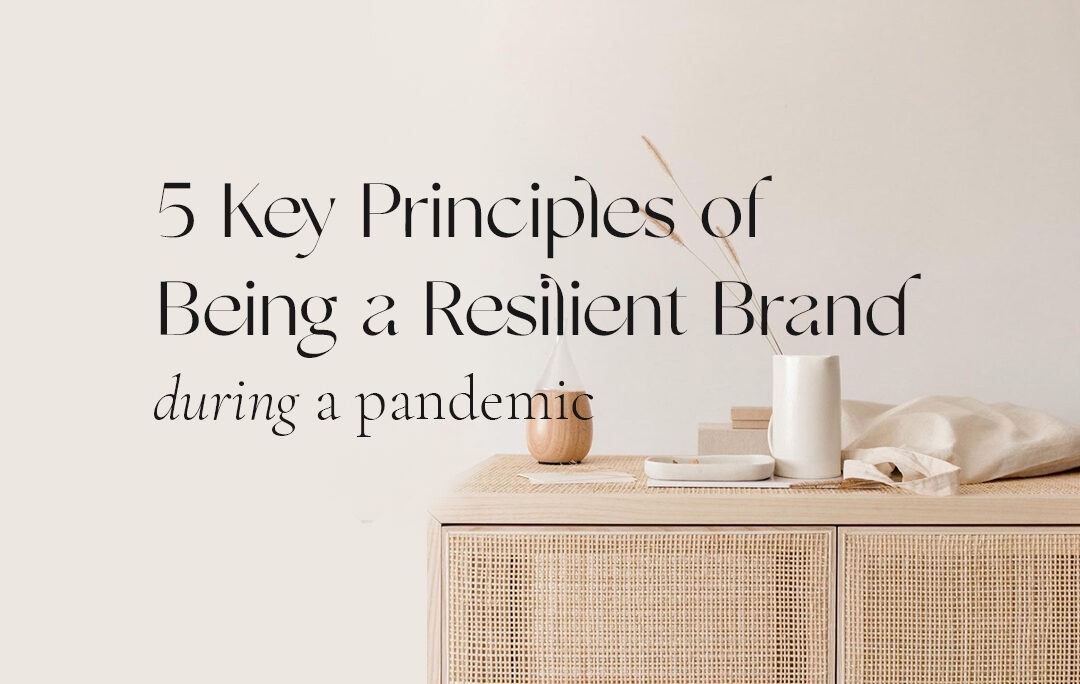 Building a resilient brand